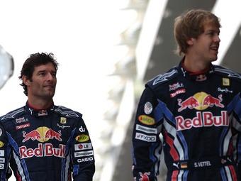 Пилоты Red Bull превзошли соперников на тренировке Гран-при Германии