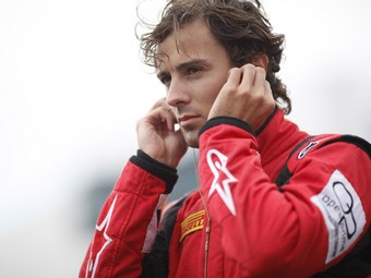 Лука Филиппи выиграл юбилейную гонку GP2