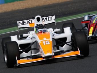 Рамон Пинейро впервые в карьере выиграл гонку Формулы-2