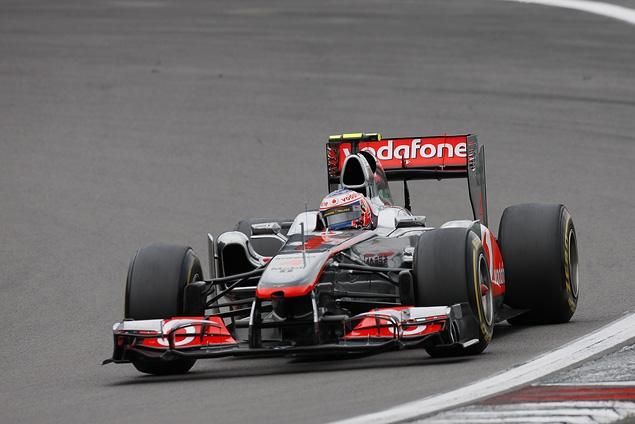 Феттель проиграл Гран-при Германии. Фото 1