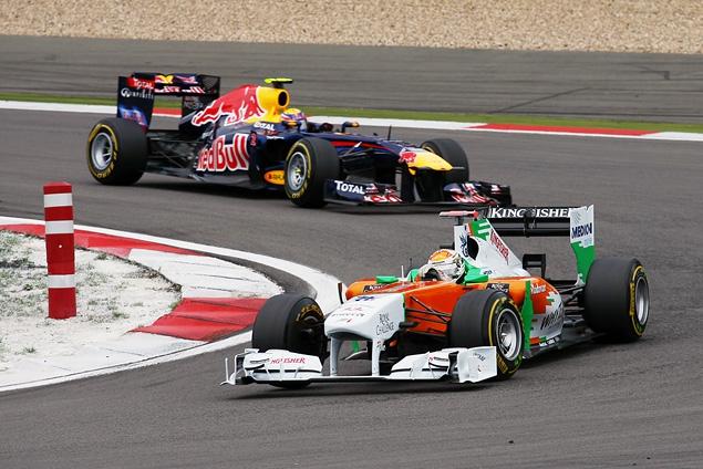 Феттель проиграл Гран-при Германии. Фото 3