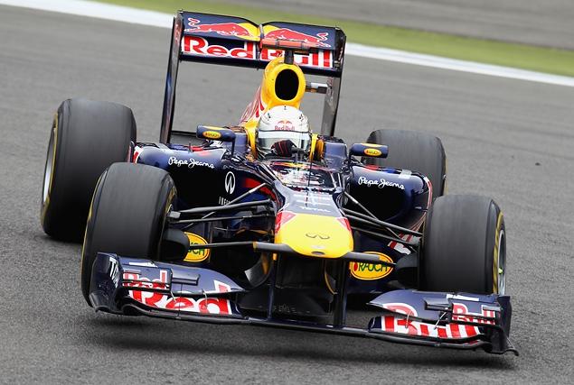 Феттель проиграл Гран-при Германии. Фото 4