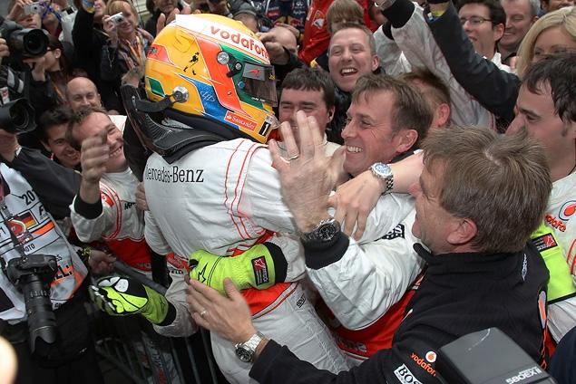 Феттель проиграл Гран-при Германии. Фото 5