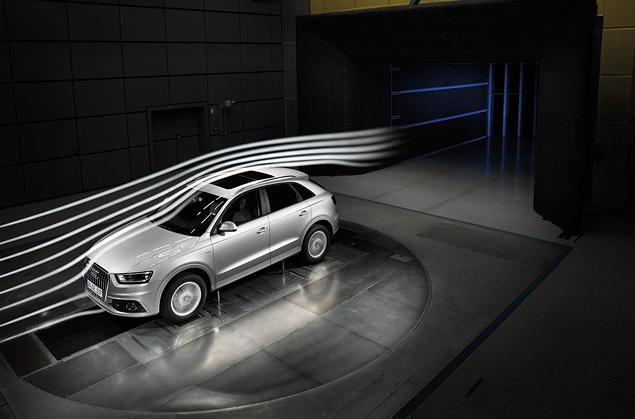 Первый тест компактного кроссовера Audi Q3. Фото 10