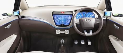 Индонезийское подразделение Daihatsu представило компактный концептуальный автомобиль. Фото 2