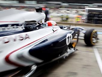 Williams вернет KERS на машину Баррикелло на Гран-при Венгрии
