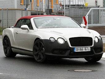 Компания Bentley приступила к тестам нового турбомотора