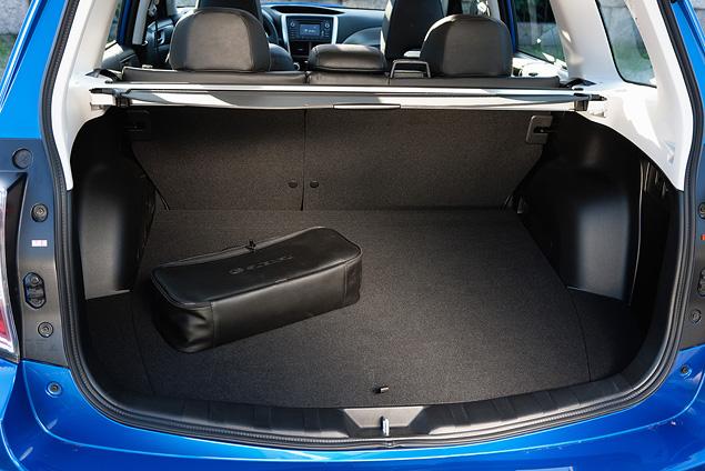 «Рефрешимся» вместе с Subaru Forester. Фото 7