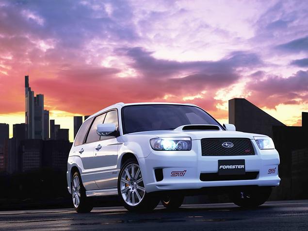 «Рефрешимся» вместе с Subaru Forester. Фото 8