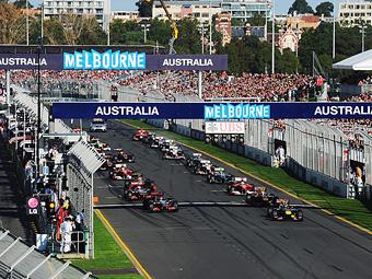 Журналисты раздобыли проект календаря Формулы-1 на 2012 год