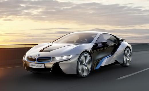 Рассекречен гибридный спорткар BMW