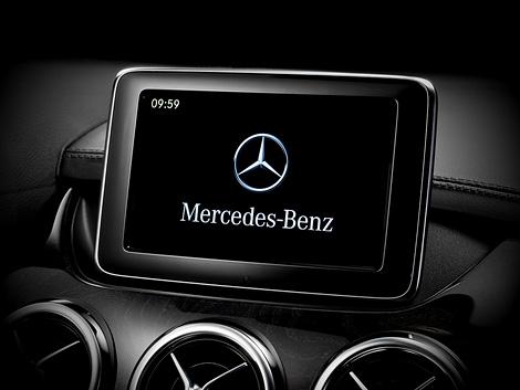 Mercedes-Benz опубликовал снимки интерьера B-Class следующего поколения. Фото 4
