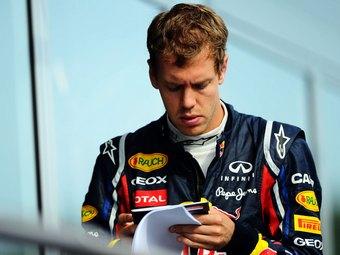 Себастьян Феттель стал быстрейшим на тренировке Формулы-1 в Венгрии