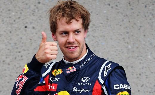 Себастьян Феттель выиграл квалификацию Гран-при Венгрии