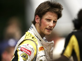 Роман Гросжан одержал пятую победу в серии GP2