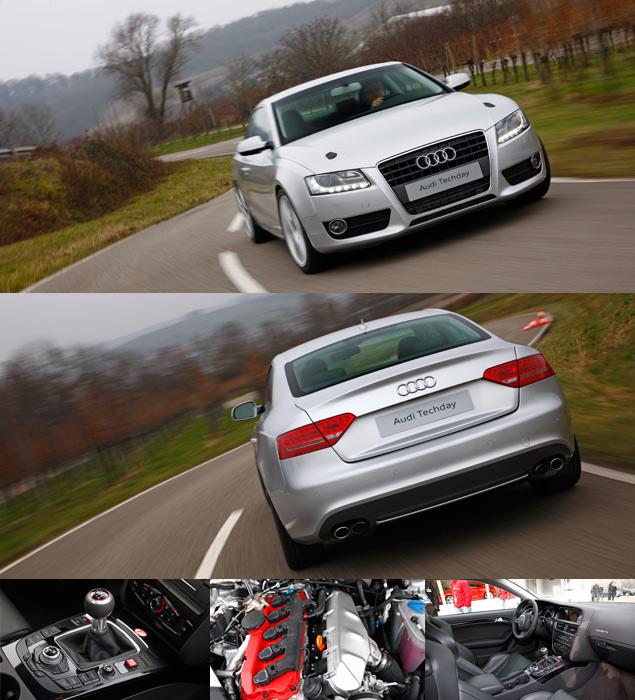Узнаем легкое будущее автомобилей Audi и Lamborghini. Фото 5