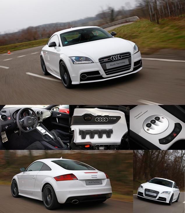 Узнаем легкое будущее автомобилей Audi и Lamborghini. Фото 6