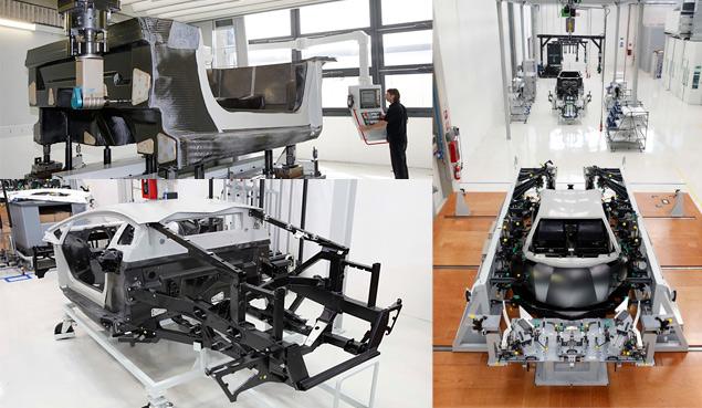Узнаем легкое будущее автомобилей Audi и Lamborghini. Фото 9