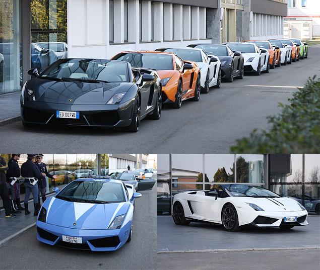Узнаем легкое будущее автомобилей Audi и Lamborghini. Фото 11