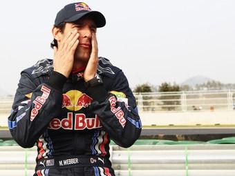 В Red Bull подготовятся к уходу Марка Уэббера