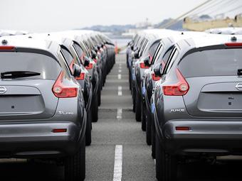 Спрос на автомобили в Японии продолжил снижаться