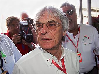 Экклстоун отказался переделывать календарь Формулы-1