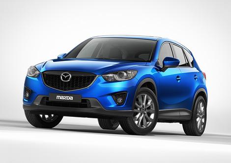 На моторшоу во Франкфурте состоится премьера новой модели компании Mazda