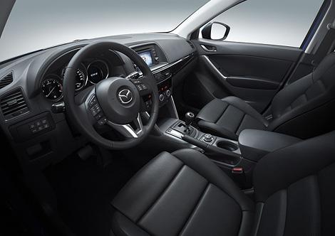 На моторшоу во Франкфурте состоится премьера новой модели компании Mazda. Фото 1