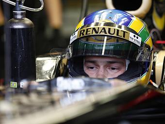 Бруно Сенна не вернется за руль болида Формулы-1 в этом году