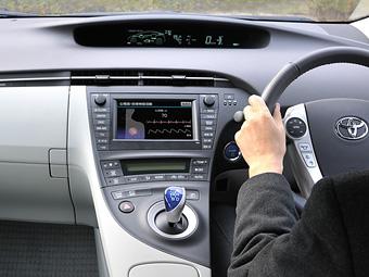"""""""Тойота"""" рассказала о новых системах безопасности"""