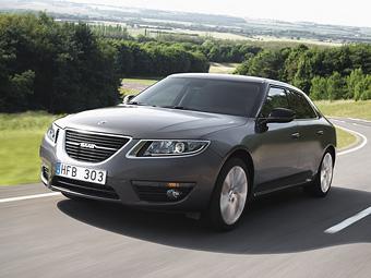 Продажи нового Saab 9-5 начнутся в России 8 августа