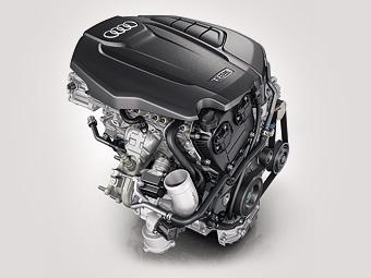 Компания Audi сообщила подробности о новом турбомоторе
