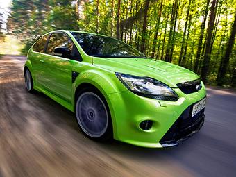 Компания Ford подтвердила разработку Focus RS нового поколения
