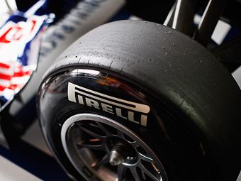 Команды Формулы-1 не получат жесткие покрышки до конца сезона