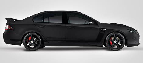 """Компания FPV получило """"зеленый свет"""" на выпуск эксклюзивной модификации Ford Falcon. Фото 1"""