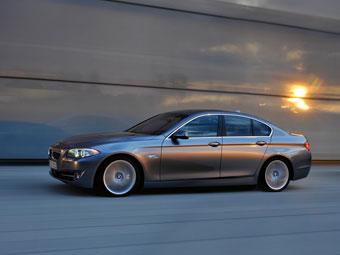 """Стало известно имя самой мощной дизельной """"пятерки"""" BMW"""