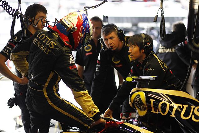 Квалификация Формулы-1 изнутри