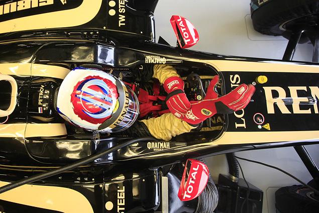 Квалификация Формулы-1 изнутри. Фото 4