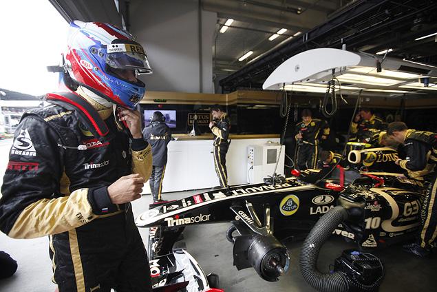 Квалификация Формулы-1 изнутри. Фото 11