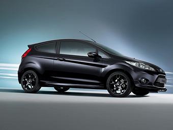 В России начали продавать спортивную версию Ford Fiesta