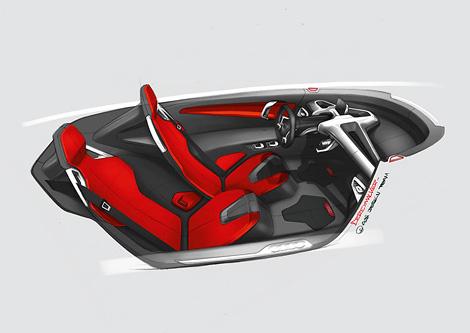 Опубликованы изображения двухместного компакт-кара Audi. Фото 2