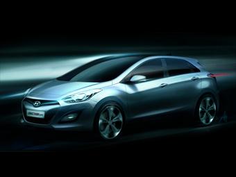 Во Франкфурт привезут Hyundai i30 нового поколения
