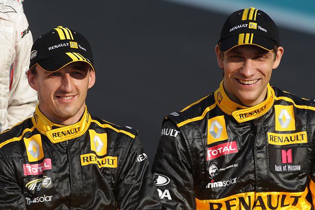 Интервью с гоночным инженером команды Renault