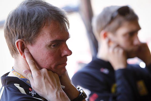 Интервью с гоночным инженером команды Renault. Фото 2