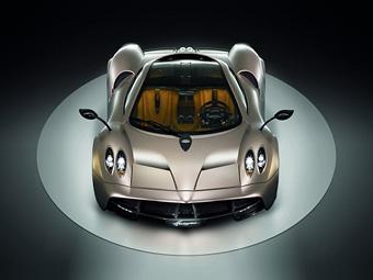 В Pagani решили добиться разрешения на продажу суперкара Huayra в США