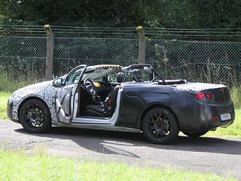 Фотошпионы засняли кабриолет Opel Astra