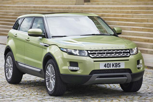 Расширяем диапазон вместе с самым маленьким Range Rover