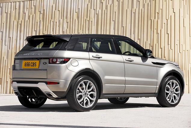 Расширяем диапазон вместе с самым маленьким Range Rover. Фото 1