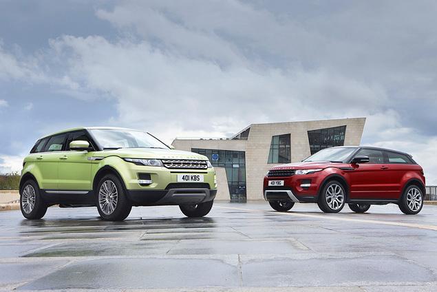 Расширяем диапазон вместе с самым маленьким Range Rover. Фото 2