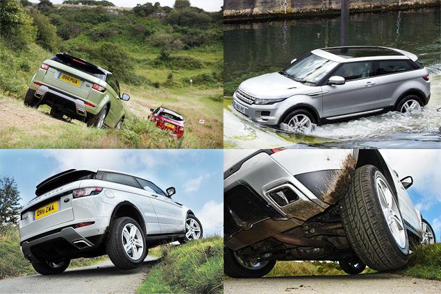 Расширяем диапазон вместе с самым маленьким Range Rover. Фото 5